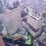 岩瀬都市開発研究所が得意としている都市型開発行為許可、都心型開発行為許可によって建設されるような建物のイメージ写真です。